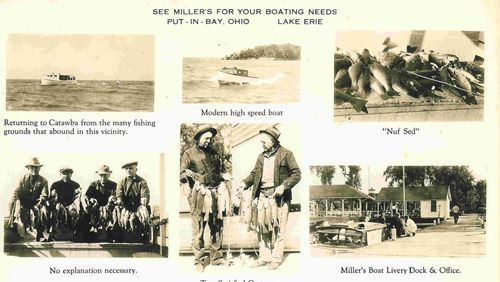 17 best images about history of put in bay on pinterest for Put in bay fishing charter