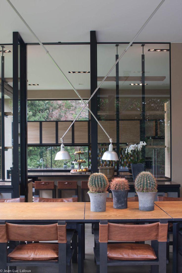 Simple yet elegant lighting in dining area Ambient lighting in bathroom and hallway #designer #bespoke #lighting #lightingideas #architecture #home #design #interiors #interiordesign
