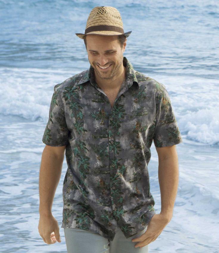 Chemise Kuhio Beach #travel #voyage #atlasformen #formen #discount #shopping #ootd #outfit #formen #hommes #man #homme #men