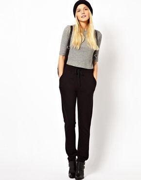 Agrandir ASOS - Pantalon de survêtement slim léger