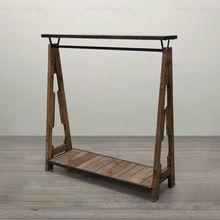 Американский в стиле кантри мебельной промышленности чердак / утилизации старых ель мебель / античная деревянные вешалки пальто(China (Mainland))
