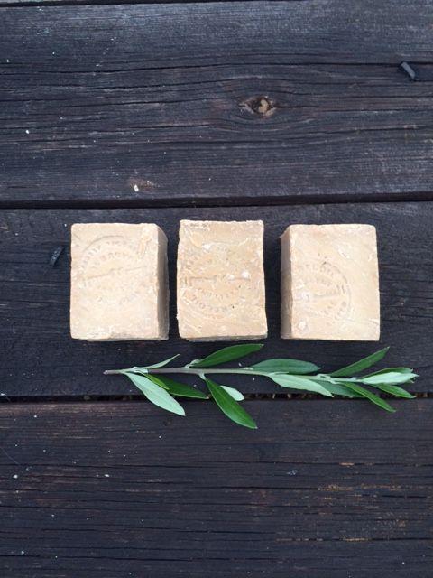 Lena Losciale Skincare. Aleppo Soap.