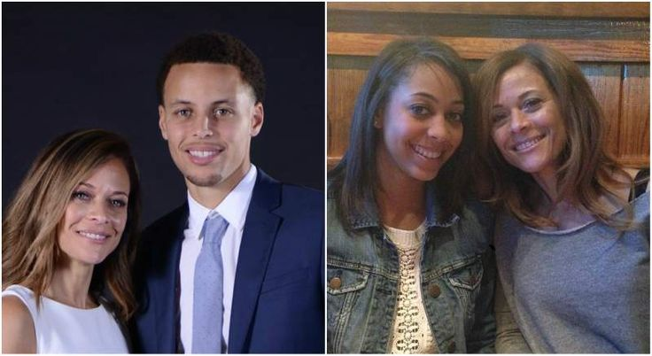 Wardell Stephen Curry's mom Sonya Curry