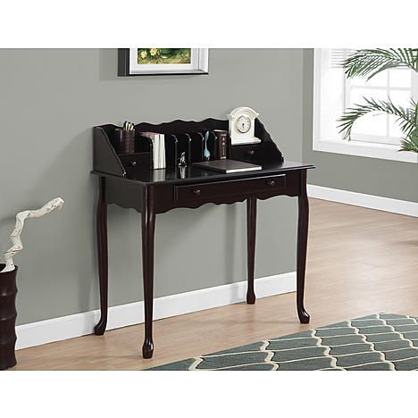 """Monarch Specialties Desk - 36""""L / Traditional Writing"""