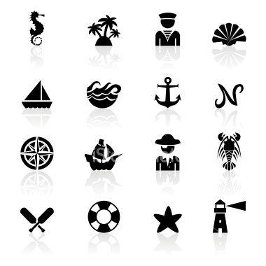 nautical – royalty free vector art