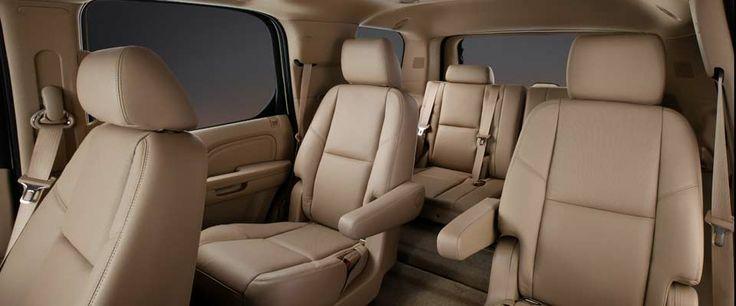 Cadillac Escalade Luxury Suv Interior Photos Expensive