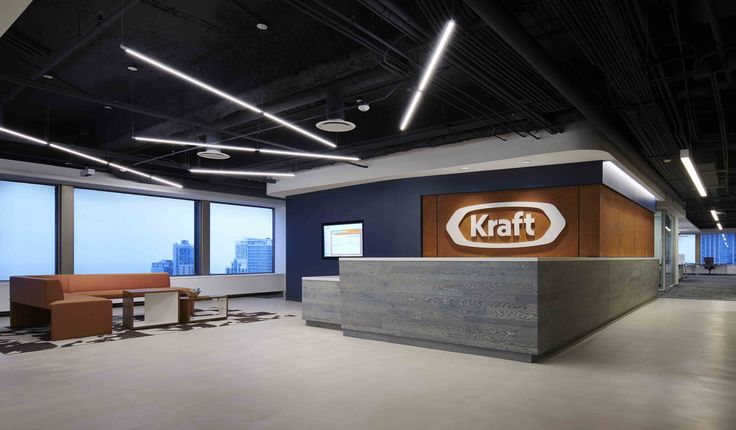 48 best w at a glance images on pinterest office workspace workplace and design offices - Kraft foods chicago office ...