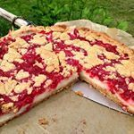 Johannisbeerpudding Kuchen Rezept auf wwwjernrivedebacken Kuchen Kuchen essen essen …   – Kochen