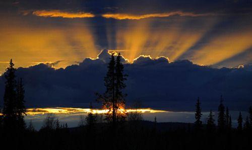 Midnight Sun - Finland