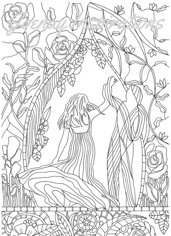 LOVE Hippe Poster Coloring Page Color SheetsAdults T
