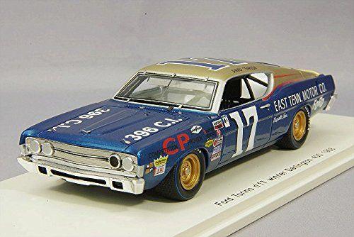 ☆ スパーク 1/43 フォード トリノ 1968 ダーリントン 400 #17 D.ピアソン (NASCAR チャンピオン) スパーク http://www.amazon.co.jp/dp/B00OK6BGUI/ref=cm_sw_r_pi_dp_iYrrub050M411
