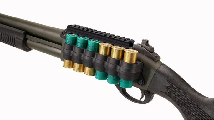 Mesa Tactical's all new polymer SureShell Shotshell Carries are an economical alternative to low-cost consumer grade plastic shell holders.