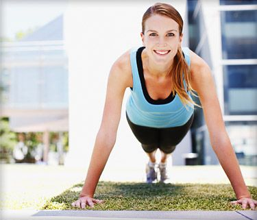 Kathy's favorite fitness article- The Best Arm Exercises #webmdsweeps http://on.webmd.com/MZ2dCU