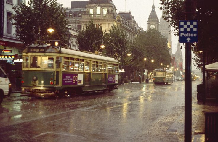 Melbourne history in colour - Page 14 - SkyscraperCity