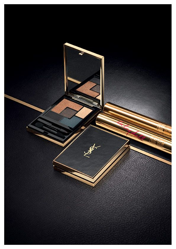YSL Beauté introduces the Cuirs Fétiches Fall 2014 collection  photo