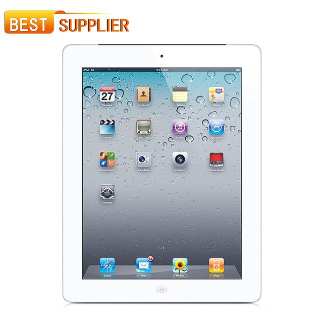 "2016 Limited Rushed Original IOS Apple iPad 2 WIFI Multi-point Touch Tablet PC 9.7 "" 16GB/32GB/64GB '' 2048*1536 IPS Dual Camera Price on the app: US $183.35 US $185.64-203.41 /piece Specifics Item Type	Tablet PC Tablet Data Capacity	16GB Network Communiction	Bluetooth,Wifi Screen Size	9.7"" Extend Port	USB Brand Name	APPLE Package	Yes APPLE Model	ipad 2 Click link to buy other product http://goo.gl/K0keet"