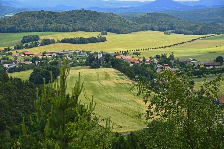 Switzerland, Saxon Switzerland, View, Distant View #switzerland, #saxonswitzerland, #view, #distantview