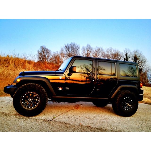 """Boomer"" 2011 Jeep Wrangler Unlimited Sport"