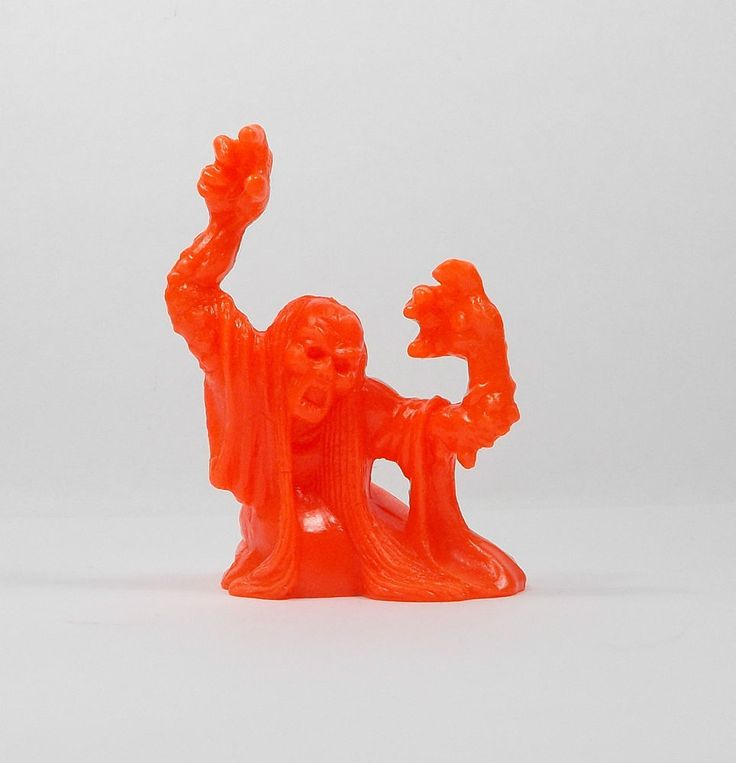 Monster In My Pocket - Series 4 - 108 Jenny Greenteeth A - Mini Figure