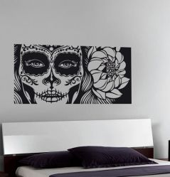 Sugar Skull Decor