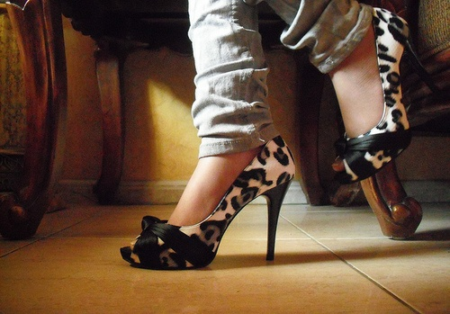: Leopard Shoes, Cheetah, Fashion, Style, Leopards, Animal Prints, Heels, Shoes Shoes, Leopard Print Shoes