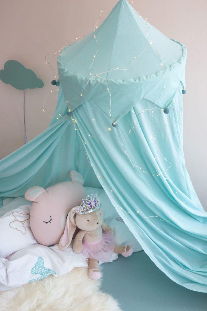 Prinzessinnen-Zimmer für kleine und grosse Mädchen