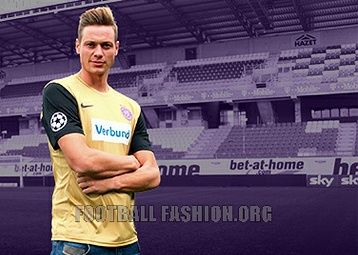 FK Austria Wien 2013/14 Nike Third Kit