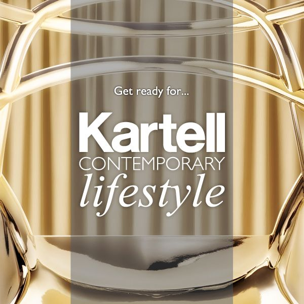 Salone 2015   Introducing Kartell Contemporary Lifestyle