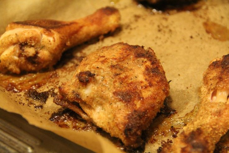 Shake & Bake Chicken : Magic Bullet Blog