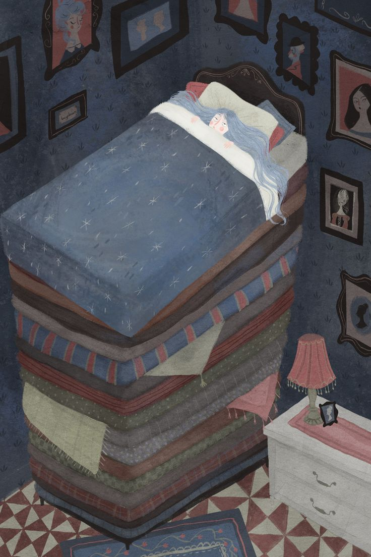 Taryn Knight, The Princess and the Pea