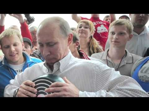 Vladimir Putin...BADASS!