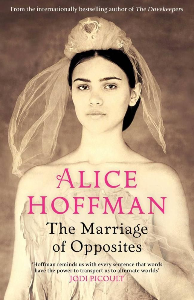 The story of painter Camille Pissarro 's mother in Alice Hoffman's novel THE MARRIAGE OF OPPOSITES. #books