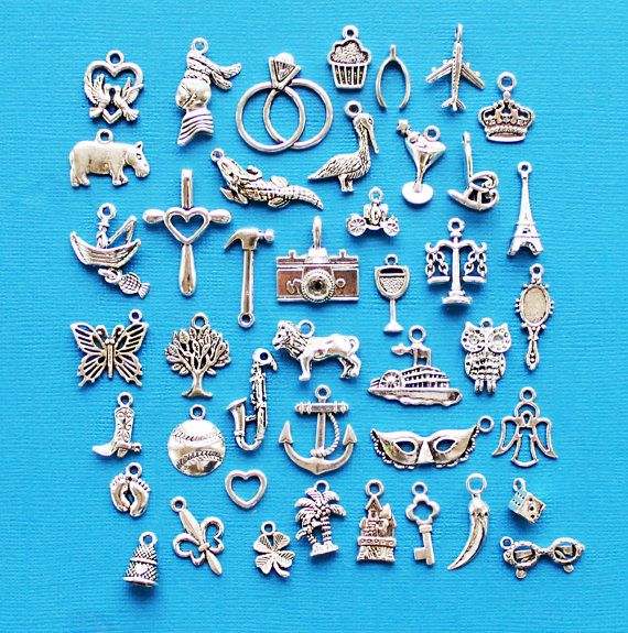 Cake Pull Charm Deluxe Collection Antique by BohemianFindings
