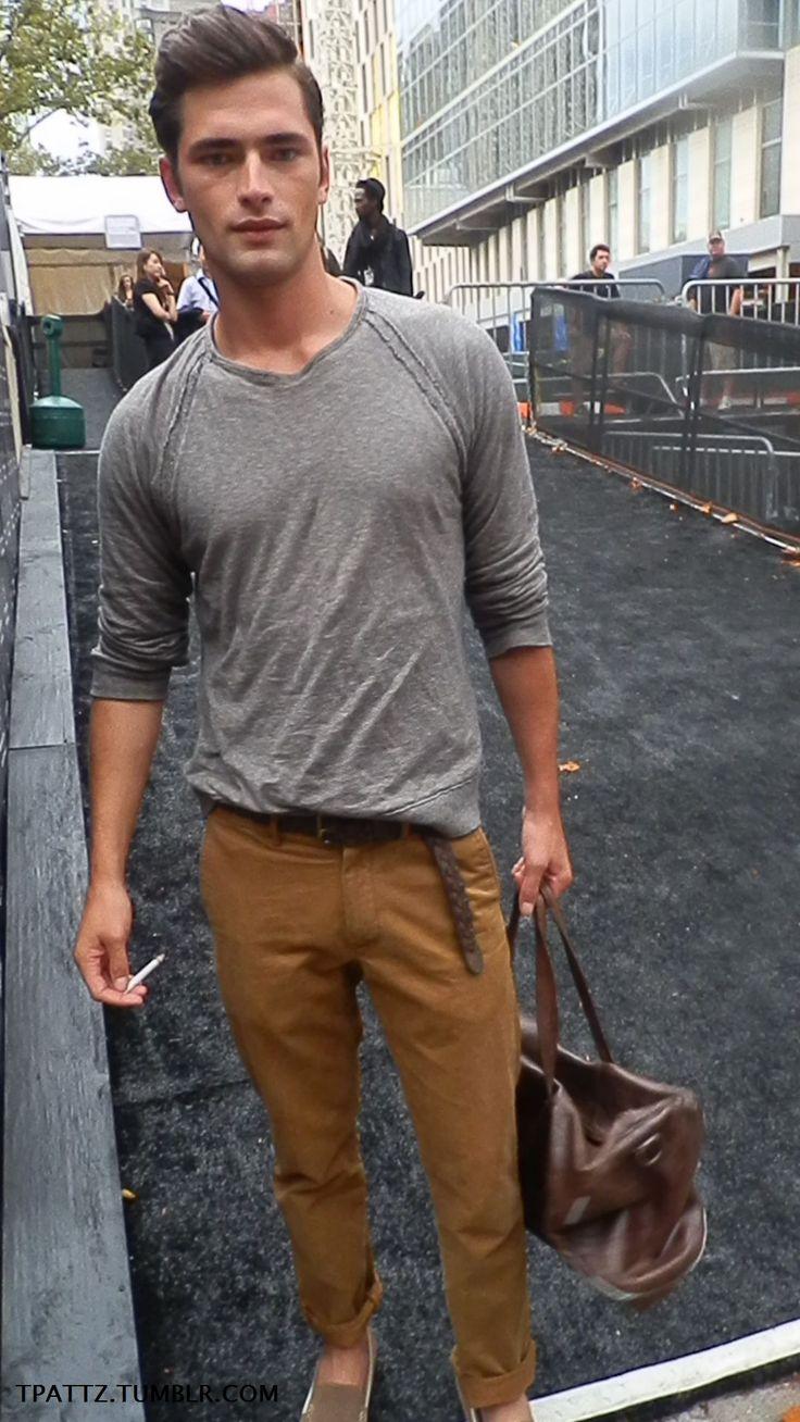 Sean O 39 Pry Street Style Male Model Street Style