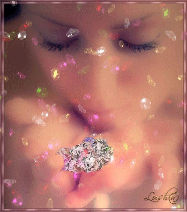 Картинки с бриллиантами анимация