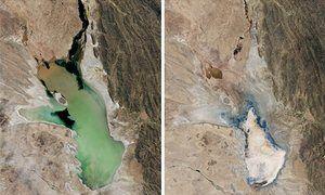 Lake Poopo – Chile