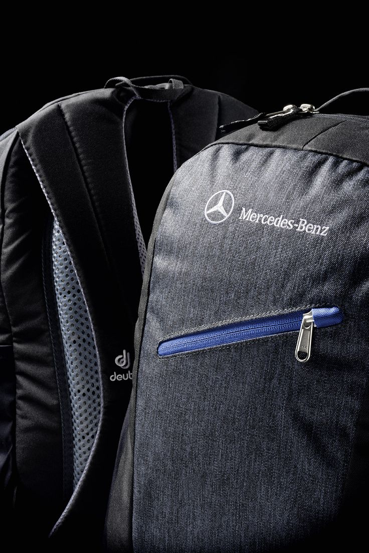 Best 93 mercedes benz accessories images on pinterest for Mercedes benz backpack