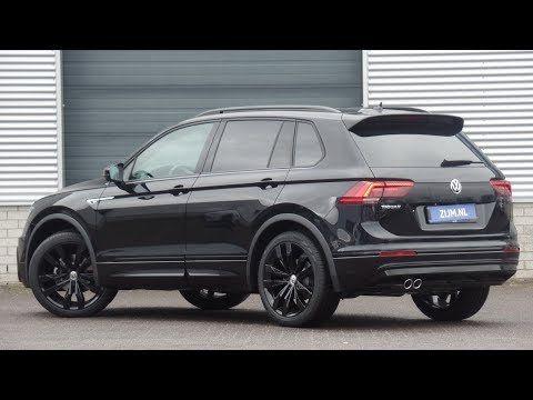 Vw Van Nuys >> Volkswagen NEW Tiguan 2019 R Line Black Style 20 inch ...