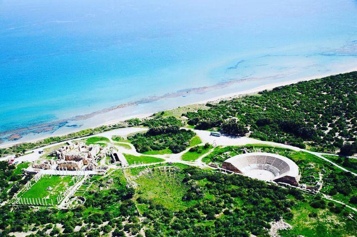 Salamina, Północny Cypr/Salamis, North Cyprus