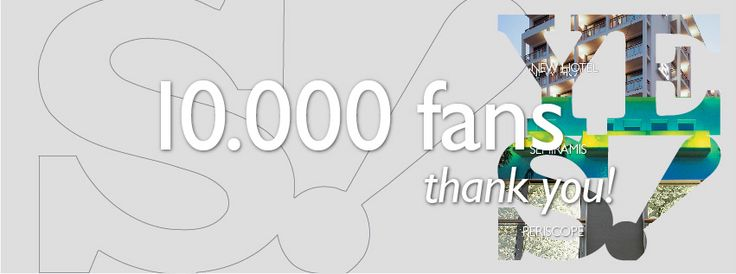 Thank you 10.000 fans on our Facebook Page! Join our contest and celebrate with us: http://goo.gl/UsKjg7  #YesHotels #facebook #contest