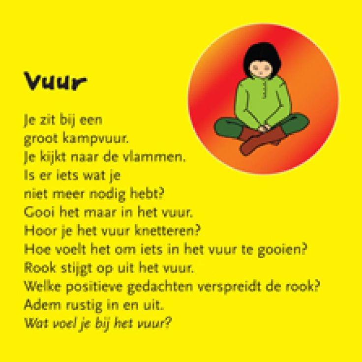 Fantasierijke meditaties voor meer bewustzijn en het ontdekken van jezelf, voor kinderen en volwassenen Mediteren helpt kinderen om de drukte van de dag even ac