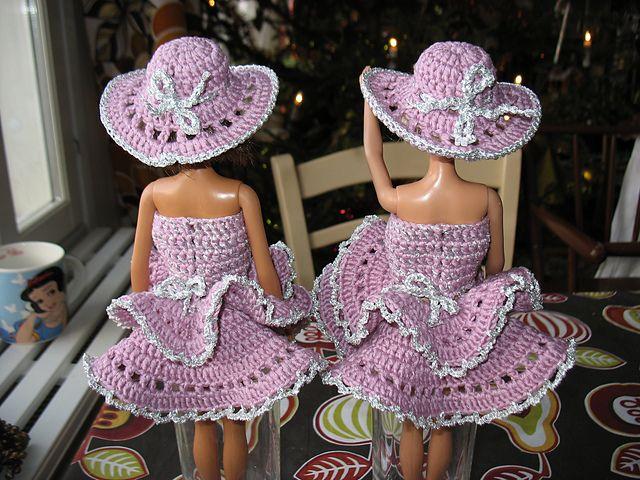 Ravelry: virkkaaja's Barbie skirt