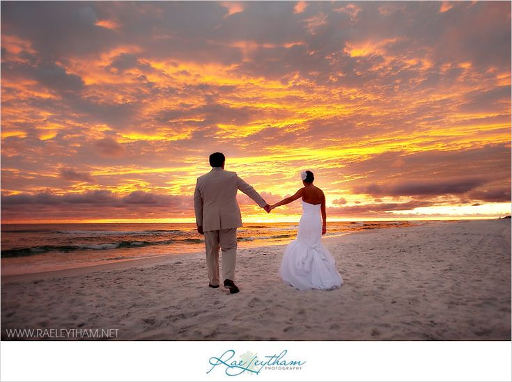 A Rosemary Beach Wedding Produces A Storybook Romance That
