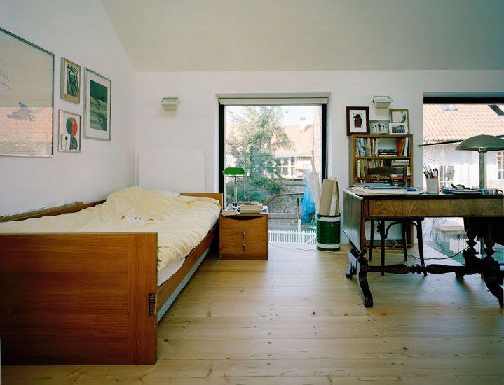 Ateliér s bydlením v Jenštejně | Bydlení IQ