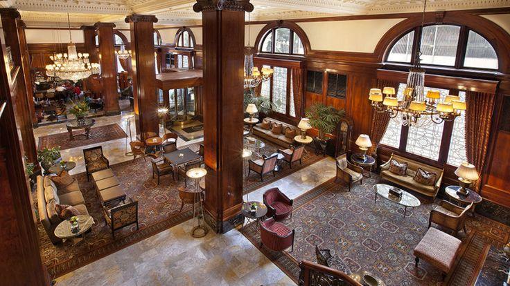 The Benson Hotel Portland | Pet Friendly Portland Hotel