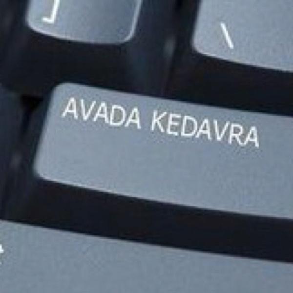 I need that!Backspac Keys, Http Bit Ly Pinterestvsecret, Esc Keys, Awesome, Http Pinterest Com Jcpinz, Funny, Handy, Avada Kedavra, Harry Potter Humor