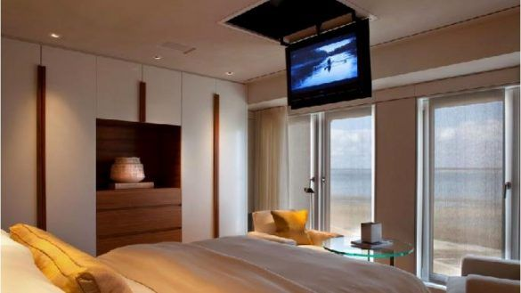 Interior Where To Put Tv In Bedroom Attractive On The Drawing