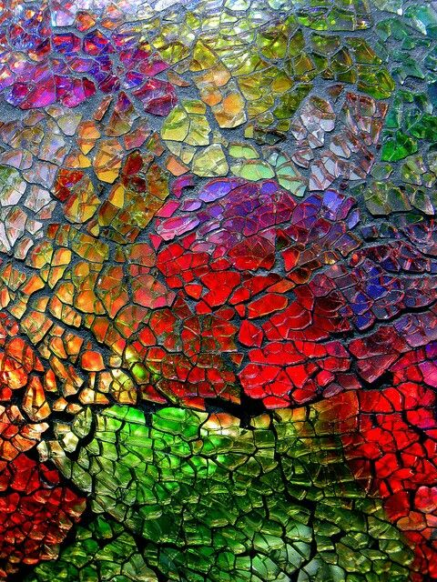 Pin by Color Boards on Color My World  Mosaic glass