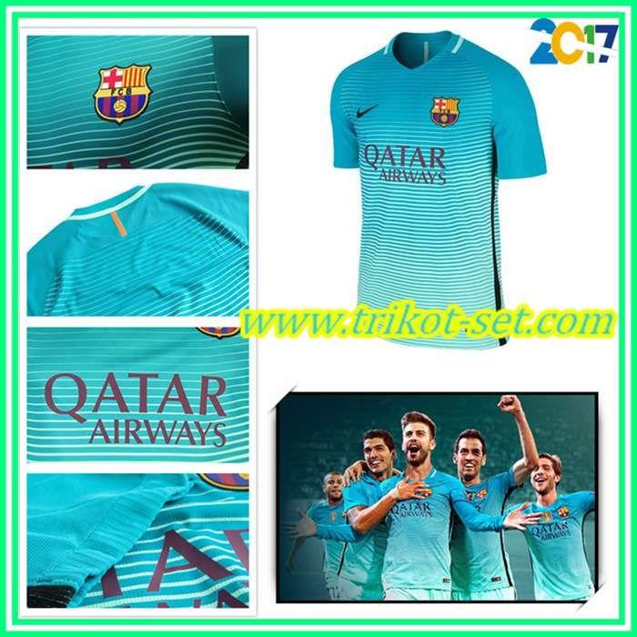 Die Neuen Barcelona Trikot Blau Third 2016/17 Shop