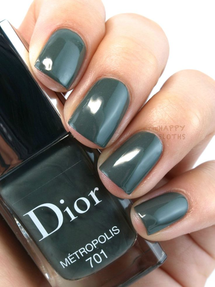 The happy sloths dior fall 2015 dior vernis in 791 for Vernis a ongle miroir